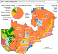 Map of Ecoregions of Zambia - Mapsof.net