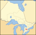 Map of Ontario Wellington - Mapsof.Net Map