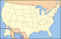 Map of Usa Hi - Mapsof.net