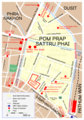 Map Pom Prap Sattru Phai - Mapsof.Net Map