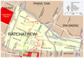Map Ratchathewi - Mapsof.Net Map