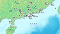 Map Southchina - Mapsof.Net Map