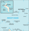 Republic of Seychelles - Mapsof.net
