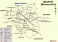 Maps of Nagpur - Mapsof.net
