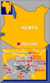 Nairobi Slums Area - Mapsof.Net Map