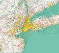 New York City - Mapsof.Net Map