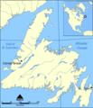 Newfoundland Map - Mapsof.net