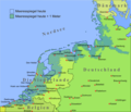 Nordsee Plus 1m 2 - Mapsof.Net Map