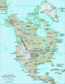 North America Ru - Mapsof.net