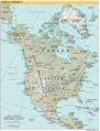 Northamerica Ref01 - Mapsof.Net Map