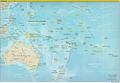Oceania Physical Big Map - Mapsof.Net Map