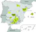 Olive Oil Spain - Mapsof.net