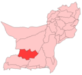 Panjgur District - Mapsof.net