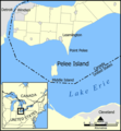 Pelee Island Map - Mapsof.Net Map