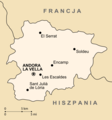 Pol Andorra Map - Mapsof.Net Map