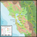 San Francisco - Mapsof.net