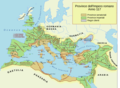Province Dell Impero Romano 117 - Mapsof.Net Map