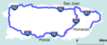 Puerto Rico Interstates - Mapsof.Net Map