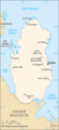 Qatar Carte - Mapsof.Net Map
