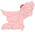 Qilla Abdullah District - Mapsof.net