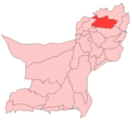 Qilla Saifullah District - Mapsof.net