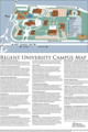 Regent University Campus Map - Mapsof.Net Map