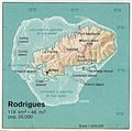 Rodrigues 76 - Mapsof.Net Map