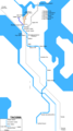 Seattle Metro Map - Mapsof.net