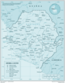 Republic of Sierra Leone - Mapsof.net