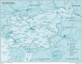 Slovenia - Mapsof.Net Map