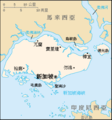 Sn Map Chinese - Mapsof.net