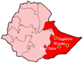 Somali Region And Towns - Mapsof.net
