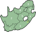 Southafricanumbered - Mapsof.net