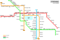 Subway Map Hyderabad - Mapsof.Net Map