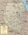 Sudan Political Map 2000 - Mapsof.net