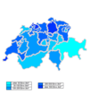 Switzerlandpopulationdensity - Mapsof.net