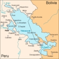 Titicaca To - Mapsof.Net Map