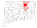 Tolland Ct Highlight - Mapsof.net