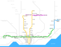 Toronto Metro Map - Mapsof.Net Map
