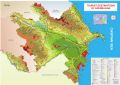 Tourist Destinations Of Azerbaijan - Mapsof.Net Map