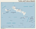 Turks and Caicos Islands - Mapsof.net