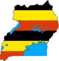 Republic of Uganda - Mapsof.net