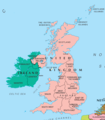 Uk And Ireland - Mapsof.Net Map