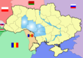 Ukraine Podolia - Mapsof.Net Map