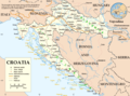 Un Croatia - Mapsof.Net Map