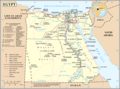 Un Egypt - Mapsof.Net Map