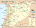 Un Syria - Mapsof.Net Map