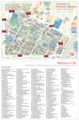 University of Southern California Map - Mapsof.Net Map