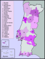 Vinos Doc De Portugal - Mapsof.Net Map
