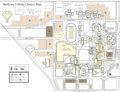 Wartburg College Campus Map - Mapsof.Net Map